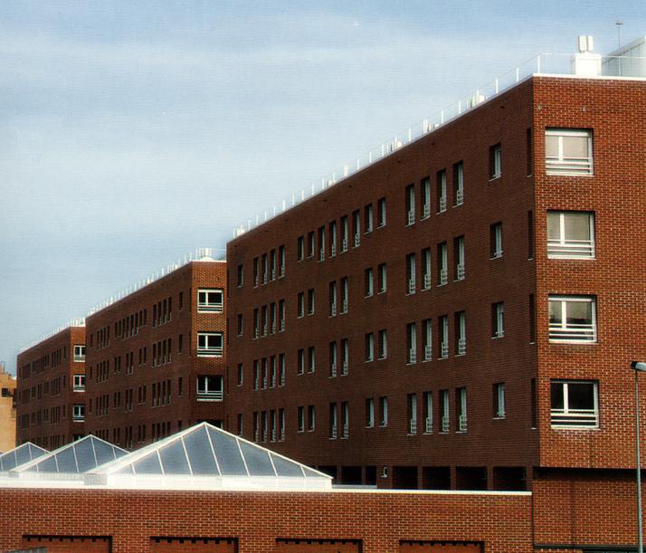Viviendas locales y garaje en tres cantos madrid etra arquitectos - Viviendas tres cantos ...