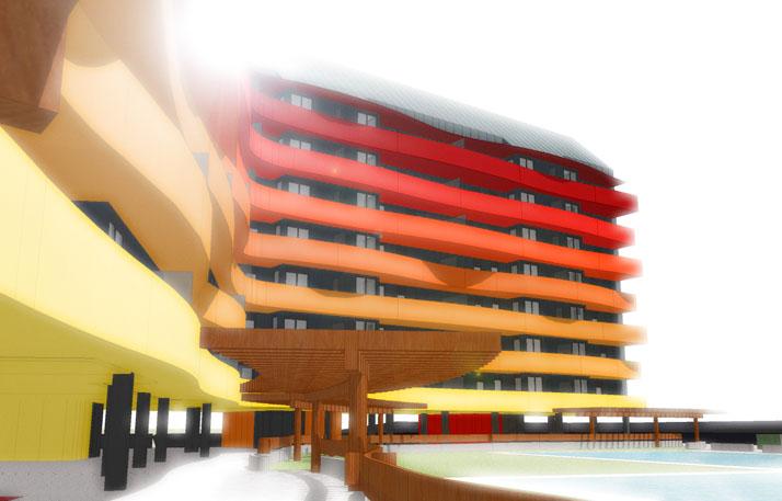104 apartamentos vppb en cooperativa en tres cantos madrid etra arquitectos - Cooperativa tres cantos ...