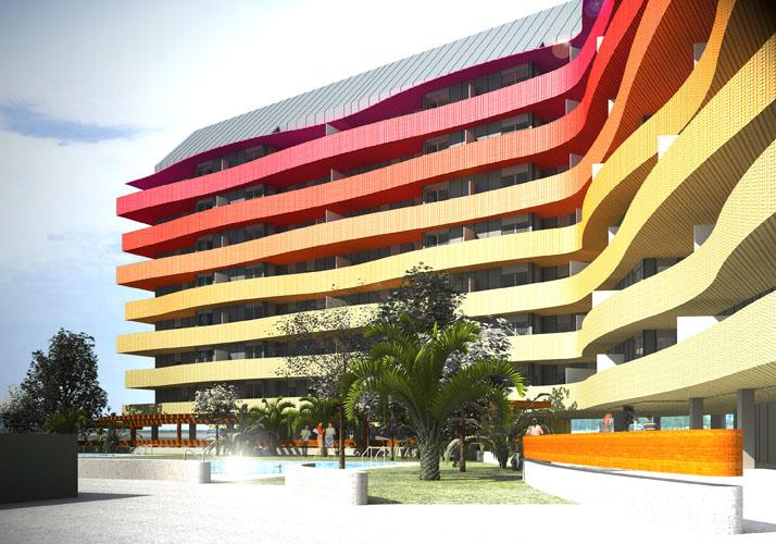 104 apartamentos vppb en cooperativa en tres cantos madrid etra arquitectos - Vppb tres cantos ...